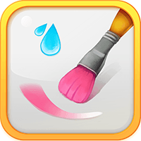 Brushes icon standard